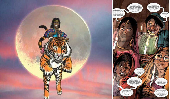 Acid Attack Survivors' Supergirl