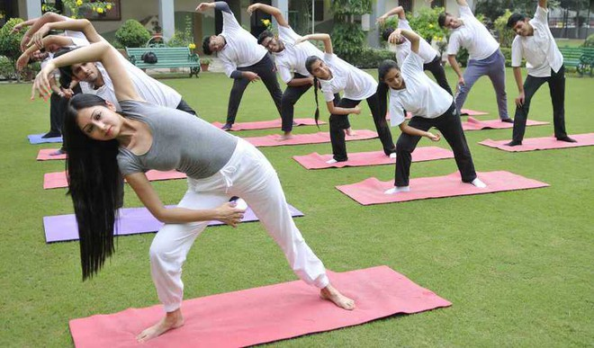 Yoga For Overall Well Being