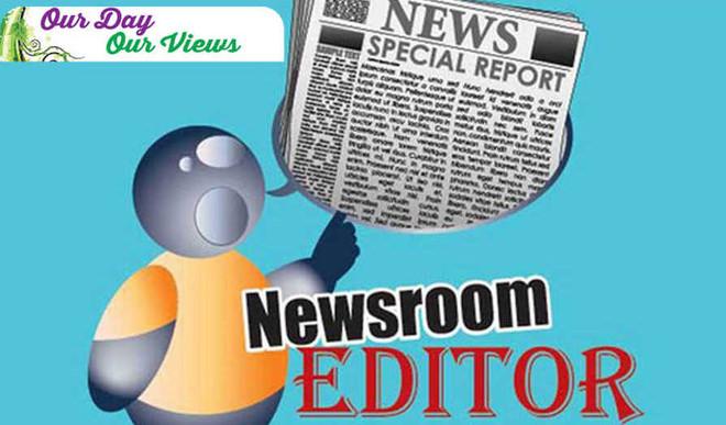 Newsroom Editors Write On Social Issues