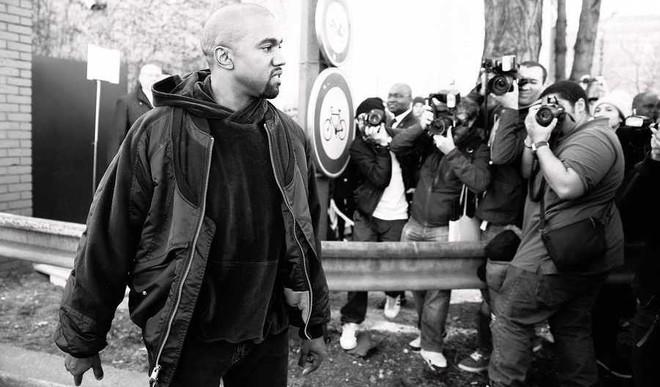 Kanye West Working On Biopic