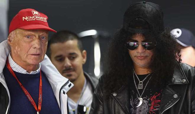 Guns N Roses's Reunion Tour In Europe