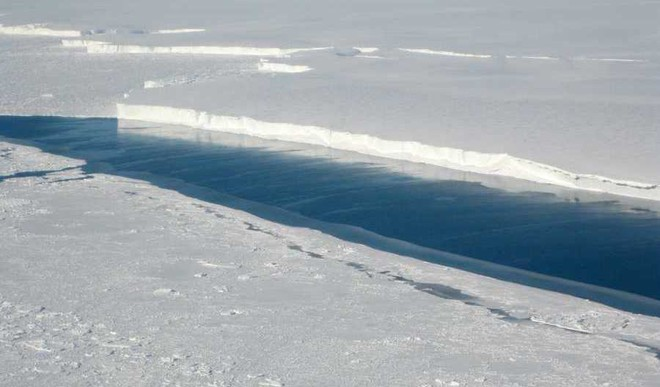 Antarctic Ice Sheet Impact On Climate