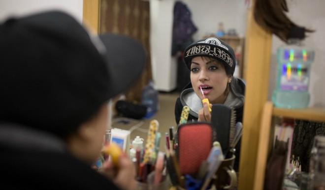 Meet Afghan's First Female Rapper