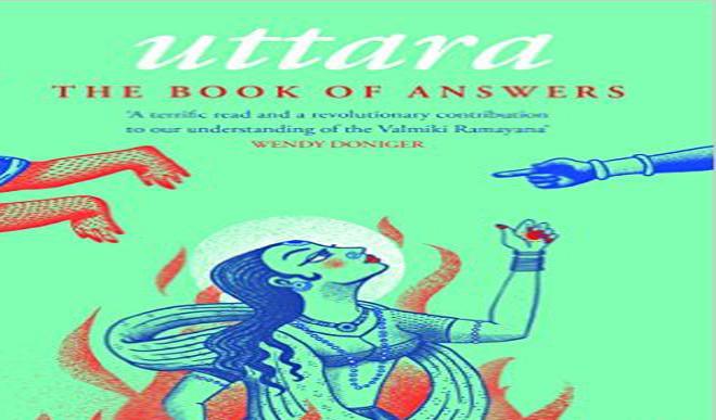 A Book On Ramayana's 'Uttar Kanda'