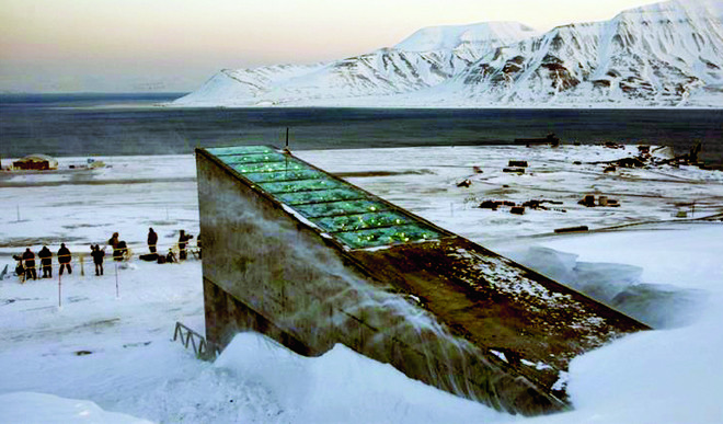 What Is Norway's 'Doomsday Vault'?