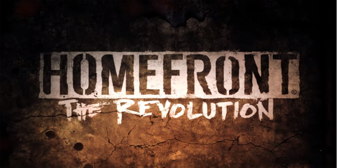 'Homefront: The Revolution' Releases On Consoles And PCs