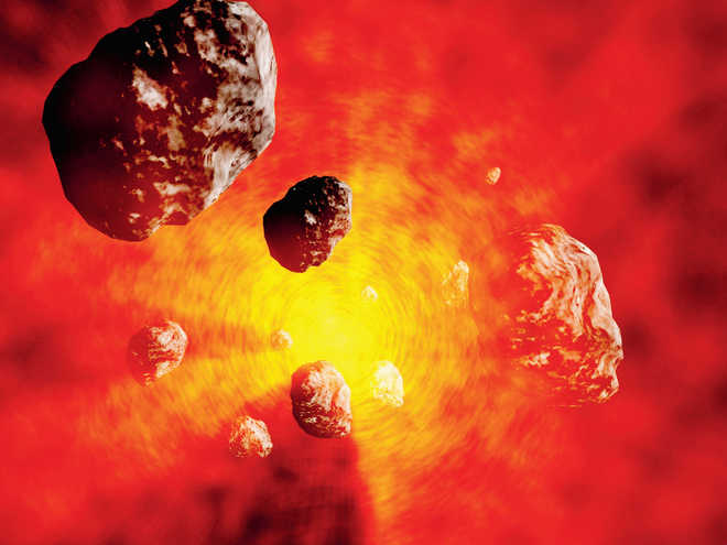 Students Discover Asteroid And Comet