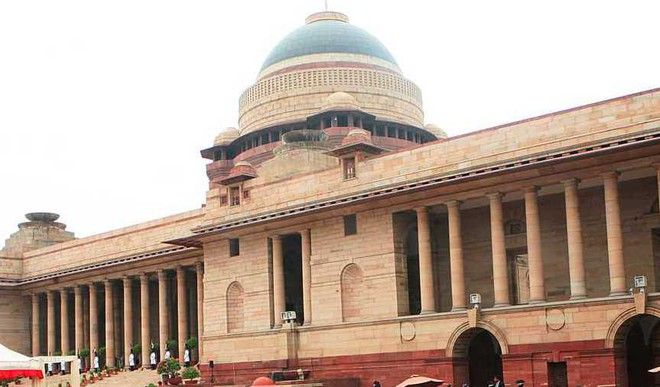 Rashtrapati Bhavan To Turn Into Smart Township. Take A Virtual Tour Of The Presidential Abode