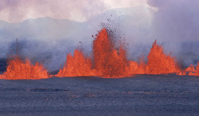 Volcanoes Go Quiet Before They Erupt: Study