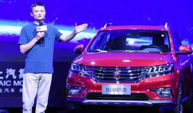 Alibaba Announces Launch Of Its Android Car