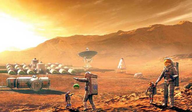 How Terraforming Mars Will Work