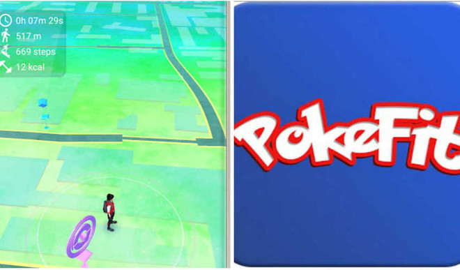 Love Pokémon GO? Use Pokefit To Track Your Fitness