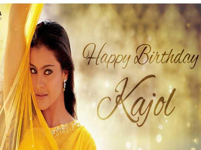 Happy Birthday Kajol