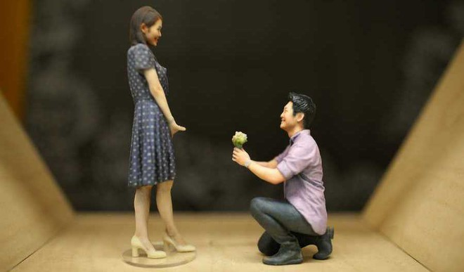 Forget Selfies, It's Time For 3D figures