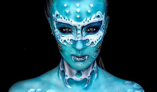 Lara's Incredible VFX Inspired Makeup