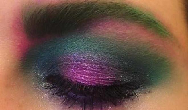 Get The Mermaid Makeup