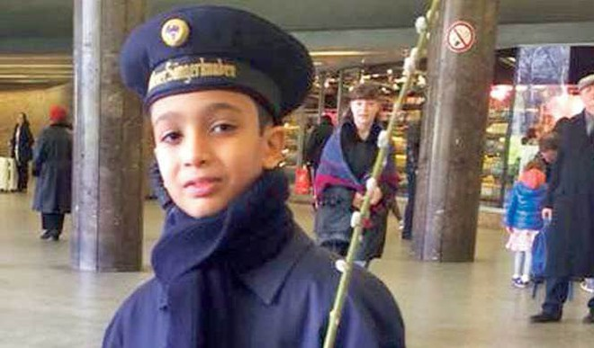 Notes From Rishan The First Indian To Join Vienna Boys' Choir