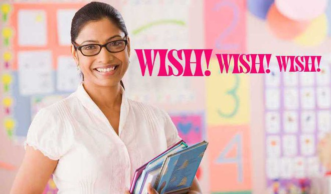 Post Your Teachers' Day Wishes Here
