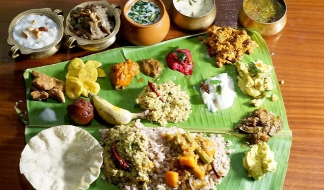 Onam Sadya- The 26-Dish Lavish Spread