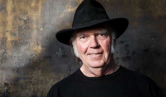 Neil Young's Song Protests Pipeline
