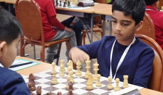Kush Creates History In UAE Tourney