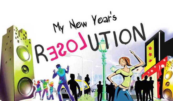 What's your New Year Resolution ?