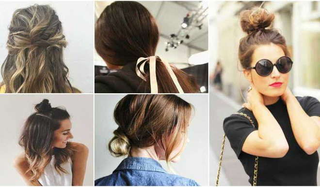Quick Hairstyles For A Bad Hair Day