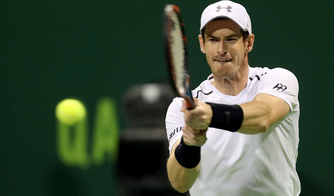 Murray Opens Year With Chardy Win