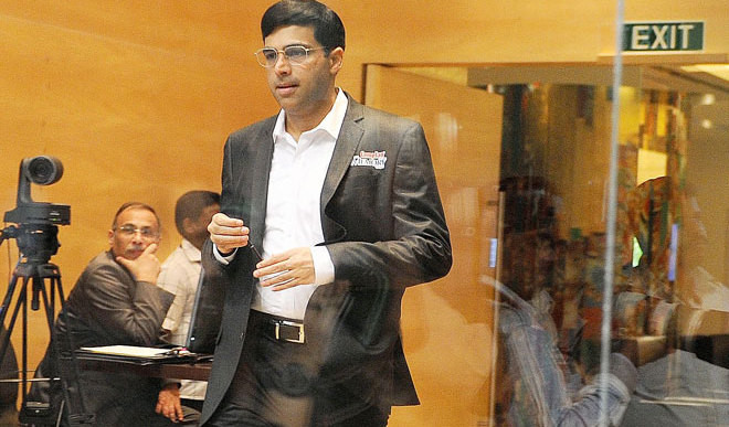 2016 Was Steady: Anand