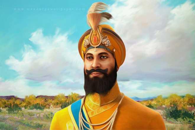 Revolutionary Poet Guru Gobind Singh