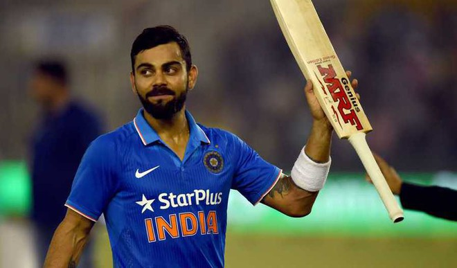 Kohli, The New ODI Captain