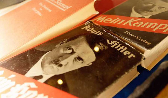 'Mein Kampf' Best Seller Again