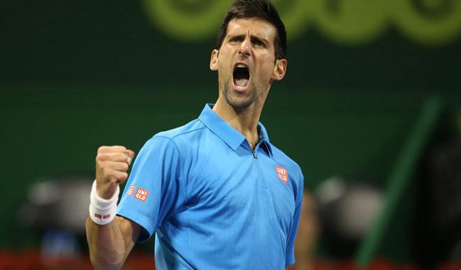 Novak Wins Qatar Open