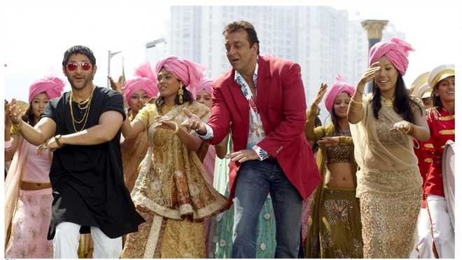 Munna's Bollywood Fetish