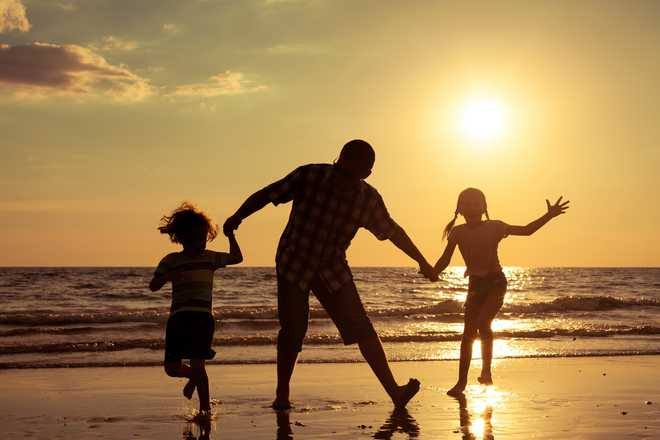 Counselor Shares Parenting Goals