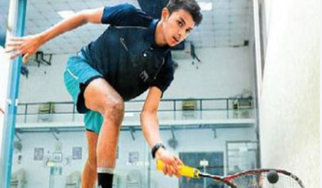 Squash Leads Teen To Columbia Univ