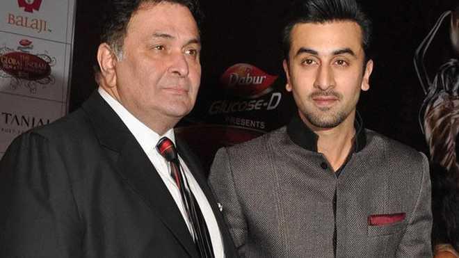 Very Formal With Dad: Ranbir