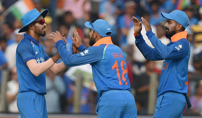 India Aim To Close Series