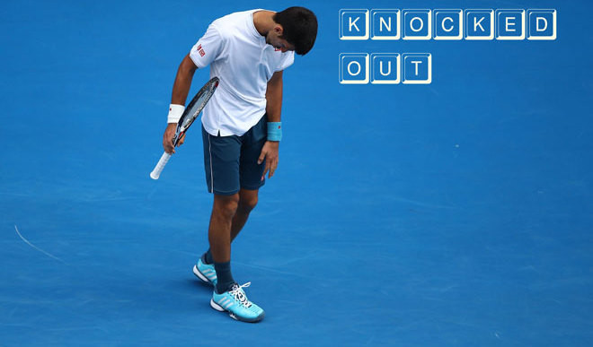 Big Upset: Novak Out of Aus Open