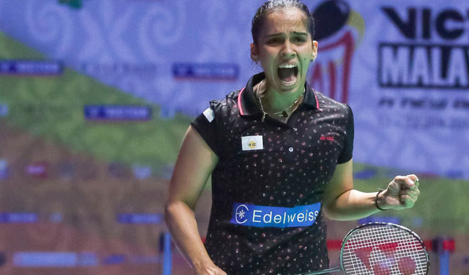 Saina Clinches Malaysian Open
