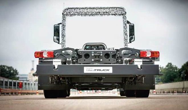 First fully electric truck promises heavy-duty performance