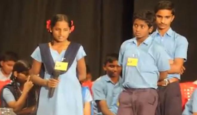 Spelling Bee For Govt School Kids