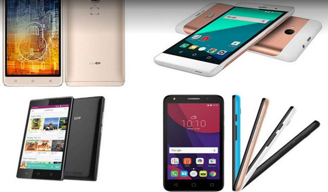 10 Cool 4G Smartphones Under Rs5,000