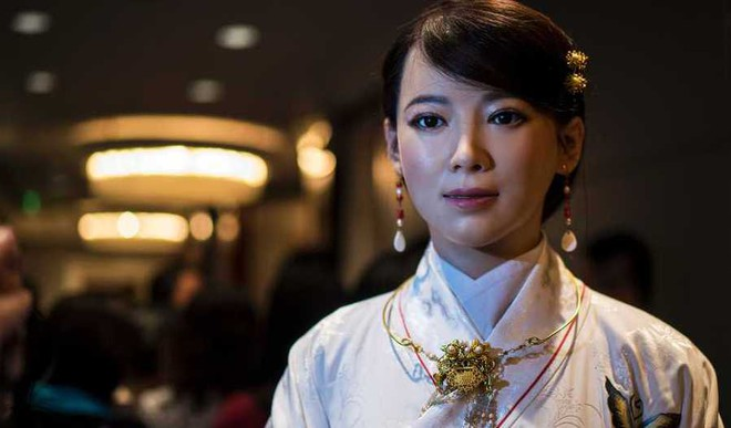 Meet Jia Jia, The Most Human-Like Robot