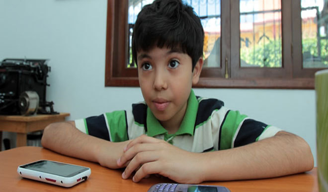 10-Year-Old Set For Harvard