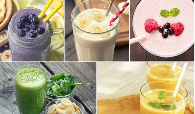 Healthy Smoothies With Great Benefits