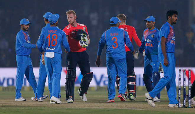 England Beat India In 1st T20