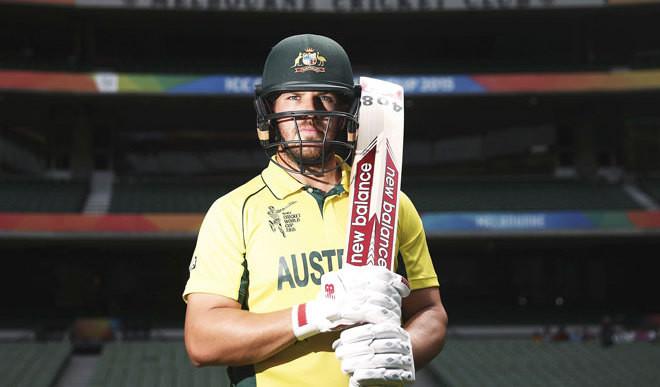 Finch Named T20I Captain