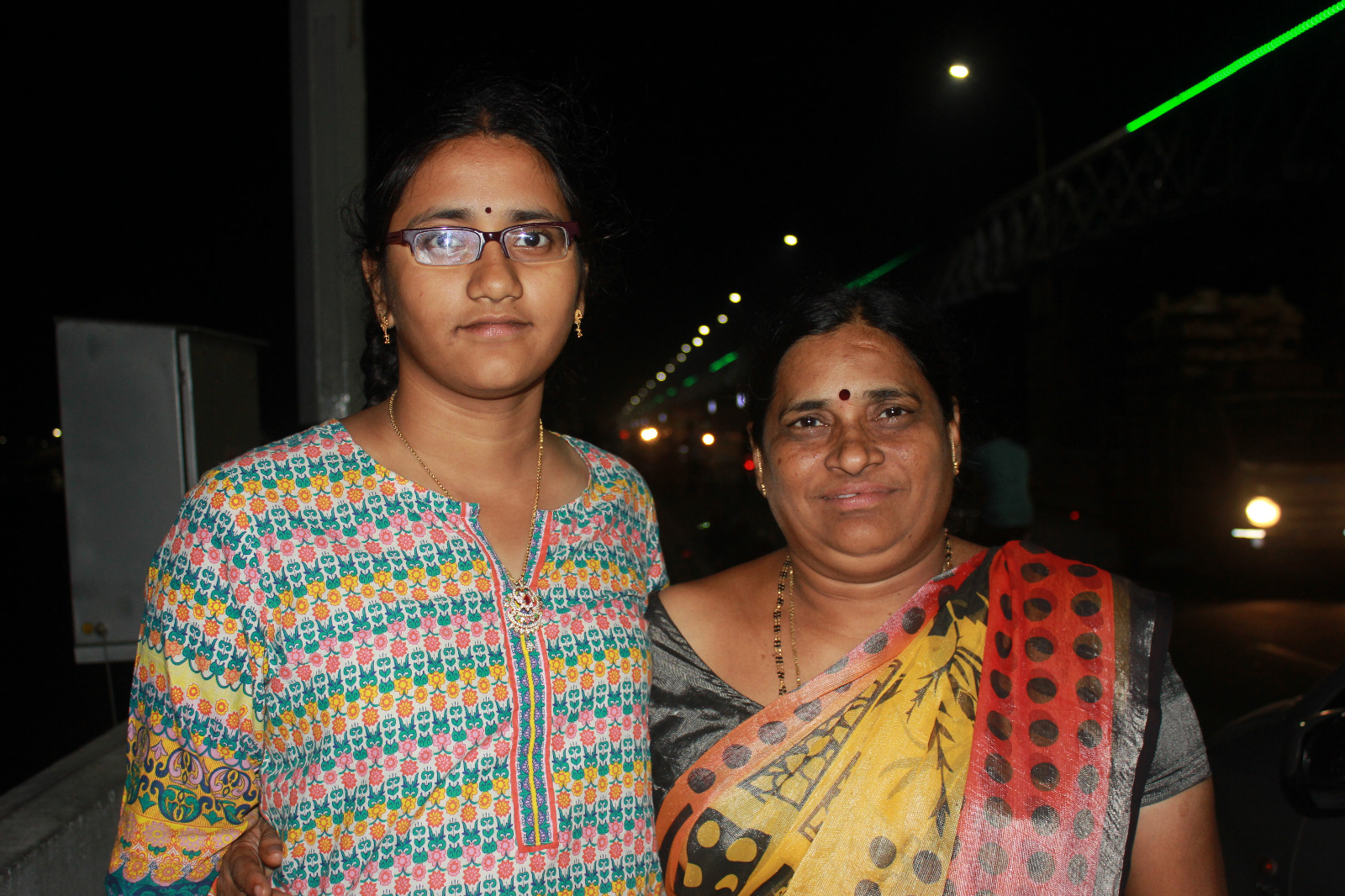 PS Geethanjali On Her Granny