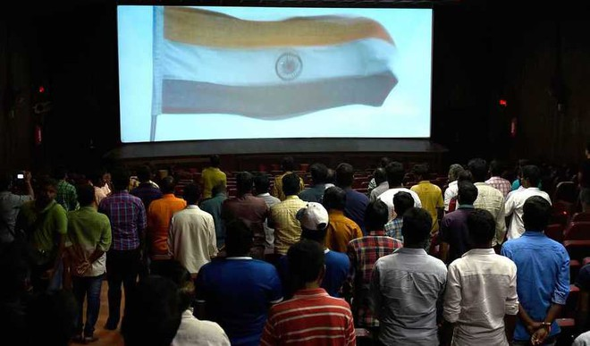 Should National Anthem Be Played In Cinemas?